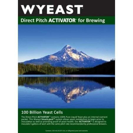 WYEAST XL 3787 TRAPPIST HIGH GRAVITY