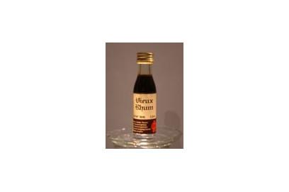 Extracto de licor Ron Viejo. 20 ml.