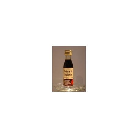 Extracto de licor Crema de Avellanas. 20 ml.