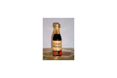 Extracto de licor Crema de Whisky. 20 ml.