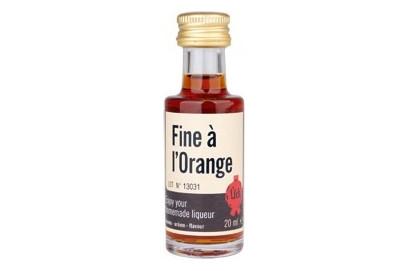Extracto de licor de Naranja 20 ml.