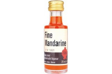 Extracto de licor de Mandarina. 20 ml.