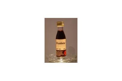 Extracto de licor de Frambuesa. 20 ml.