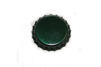 Chapa Verde 29mm. 100ud.