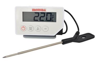 Termometro digital con sonda