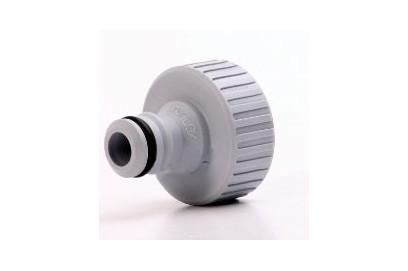 """Conector Rapido Macho 3/4"""" para enfriador de placas"""
