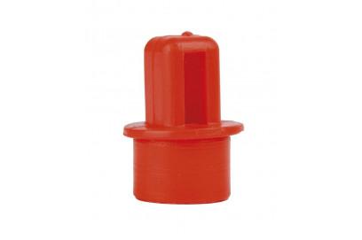 Tapon antisedimentos para grifo plastico.