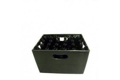 Pack 24 botellas de 33cl con caja plastica.