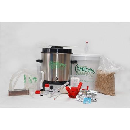 Materiales para la elaboracion de Cerveza a partir de grano - Equipo electrico