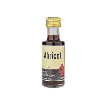 Extracto de licor de Albaricoque. 20 ml.