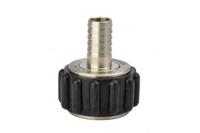 """Conector de 1/2"""" NPT - Racor 3/8"""" - 9mm"""