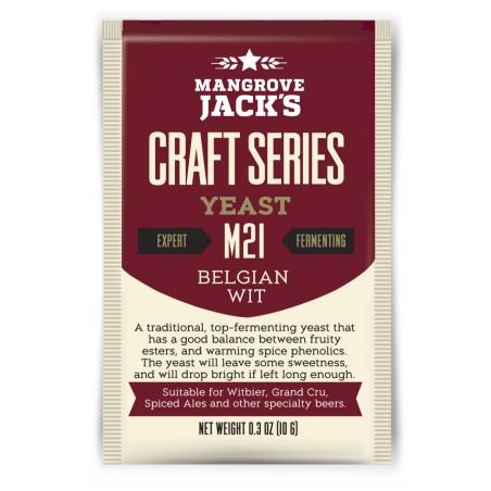 Mangrove Jack M21- Belgian Witt 10gr.