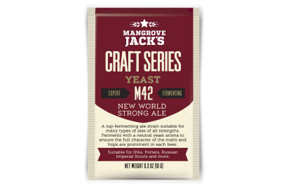 Mangrove Jack M42- New World Strong Ale 10gr.