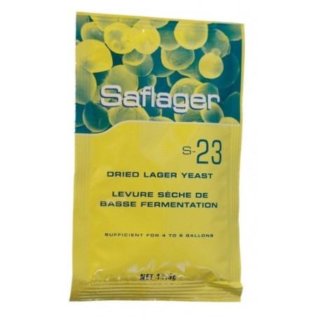 Levadura Saflager S-23 Fermentis - 11,5 g