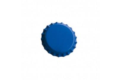 Chapa azul claro, 26mm. 1000 ud.