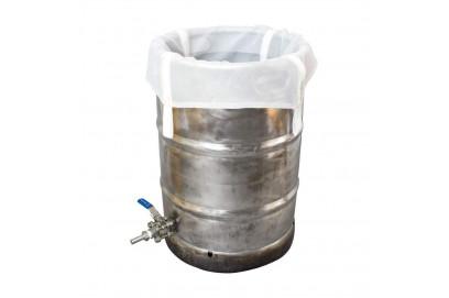 Bolsa de macerado para barril. The Keggle Bag
