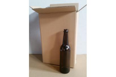 Pack 12 botellas 33cl con caja de carton