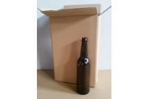 Pack 6 botellas 33cl con caja de carton