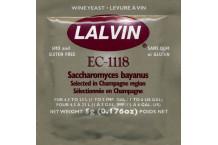 Levadura vino Lalvin EC-1118 - 5g
