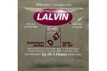 Levadura vino Lalvin ICV-D47 -5 g
