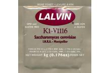 Levadura vino Lalvin ICV K1-V1116 - 5 g