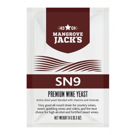 Mangrove Jack's SN9. 8 gr.