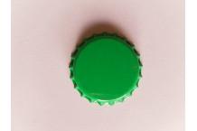 Chapas Verde Claro 26 mm - 100 ud.