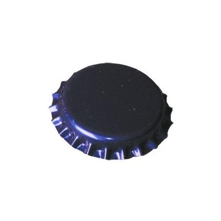 Chapas azules 26mm 100 uds