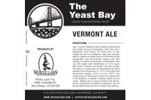 Levadura líquida WLP4000 Bay Vermont Ale - White Labs - PurePitch™