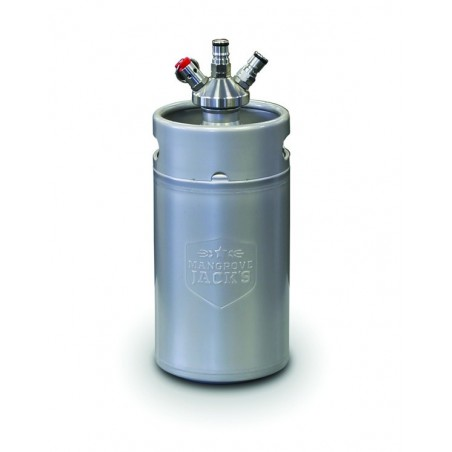Mini Barril de 3 litros - Mini Keg Mangrove Jack