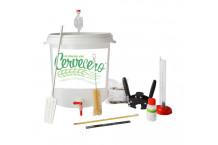 Materiales para elaboracion de cerveza a partir de kit - PLUS