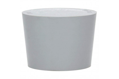 Tapon de Goma sin agujero. 70/60 mm