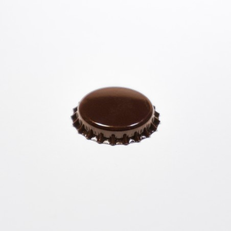 Chapas Chocolate,  26 mm - 100 ud.