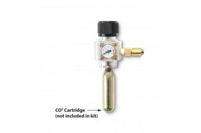 Regulador de CO2 Portatil.