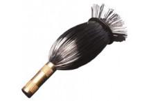 Recambio inox. para cepillo limpiador rotatorio