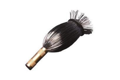 Recambio de cepillo giratorio de acero inoxidable