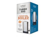 Hervido de acero inoxidable Turbo 500. 25 Litros.