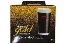 Kit cerveza Imperial Stout MUNTONS - 3 kg