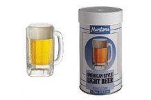 Kit de cerveza American Light Lager MUNTONS