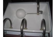 Embotelladora de 3 cabezales