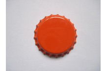 Chapas Naranja 26 mm - 1000 ud