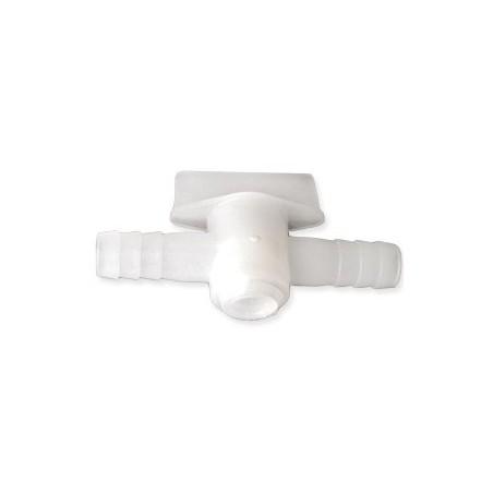 Valvula de manguera en plastico