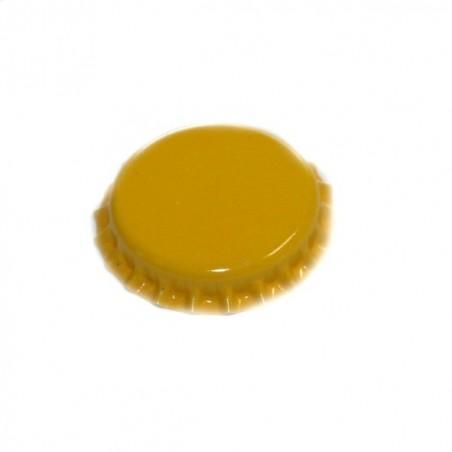 Chapa Amarilla 26mm. 100ud