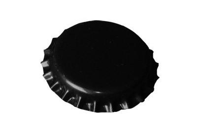 Chapa Negra de 29 mm.
