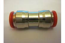 Conector rápido metal 8 mm